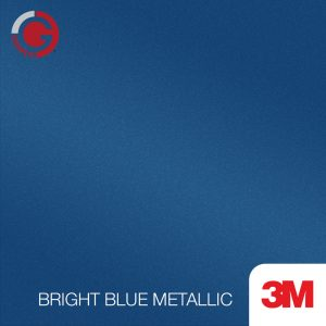 3M 180MC - Bright Blue Metallic