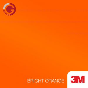 3M 180MC - Bright Orange
