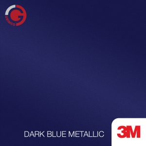 3M 180MC - Dark Blue Metallic