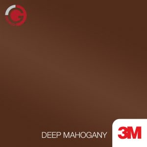 3M 180MC - Deep Mahogany