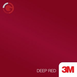 3M 180MC - Deep Red