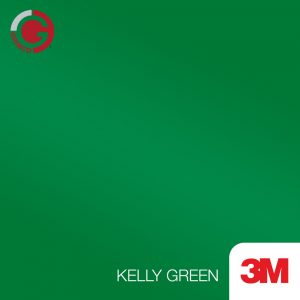 3M 180MC - Kelly Green