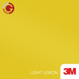 3M 180MC - Light Lemon Yellow