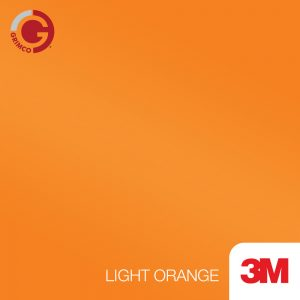 3M 180MC - Light Orange
