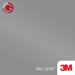 3M 180MC - Mid Gray