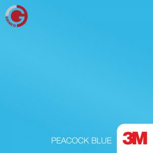 3M 180MC - Peacock Blue