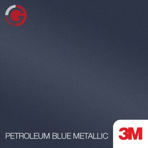 3M 180MC - Petroleum Blue Metallic