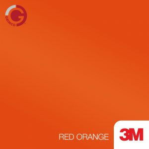 3M 180MC - Red Orange