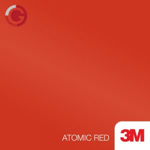 3M 180MC - Atomic Red
