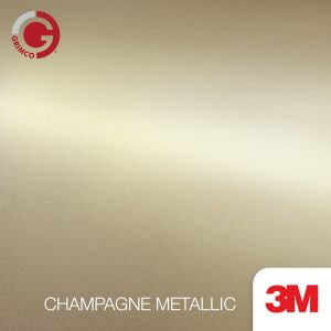 3M 180MC - Champagne Metallic