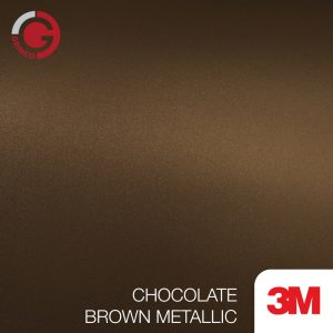 3M 180MC - Chocolate Brown Metallic