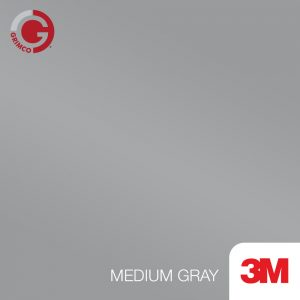 3M 180MC - Medium Gray