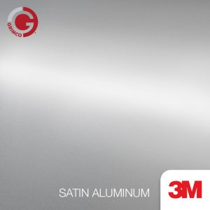 3M 180MC - Satin Aluminum