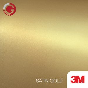 3M 180MC - Satin Gold